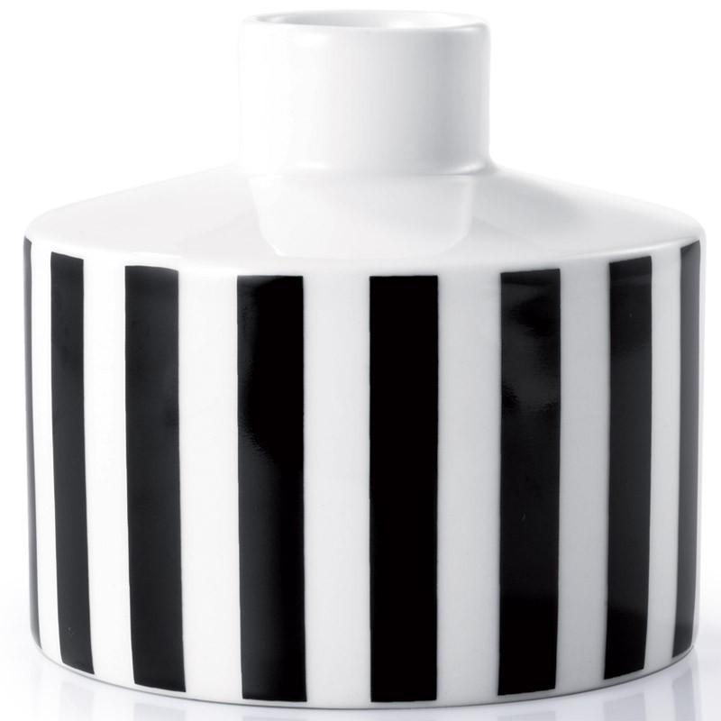 Малая ваза Black & White