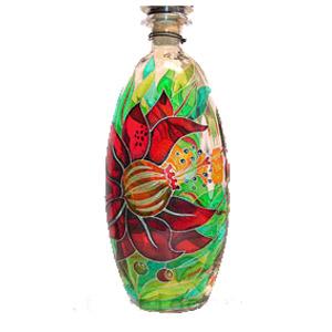 Бутыль «Георгин»