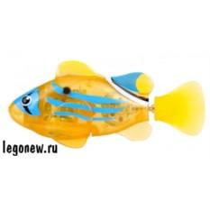 Светодиодная РобоРыбка Желтый фонарь (Robofish)