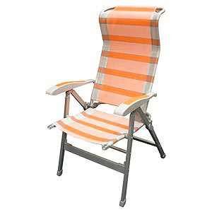 Пляжное раскладное кресло Miami