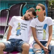 Парные футболки «Лучшие родители»
