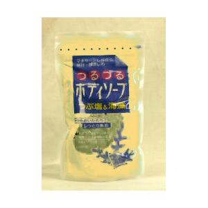 Гель-скраб антицеллюлитный с морской солью