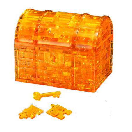 3D головоломка «Сундук»