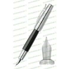 Перьевая ручка Faber-Castell E-Motion Parquet Black