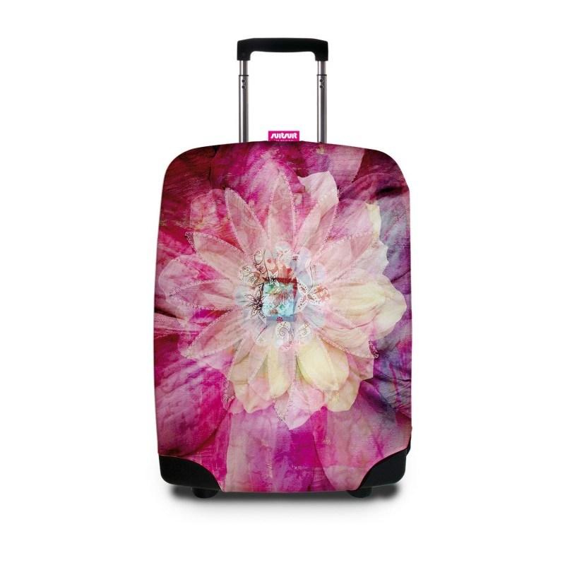 Чехол для чемодана SUITSUIT - Bohemian Rose