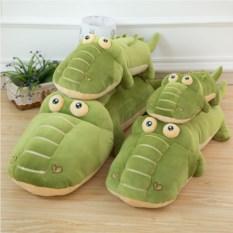 Подушка Крокодил