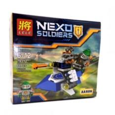 Конструктор Lele NEXO Soldiers Aaron