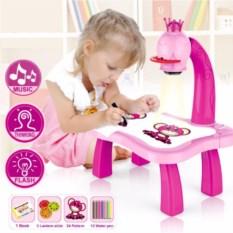 Детский проектор для рисования для девочки
