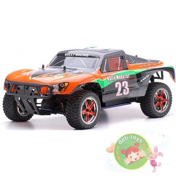 Радиоуправляемый джип Nitro Destrier Monster-Two Speed 4WD