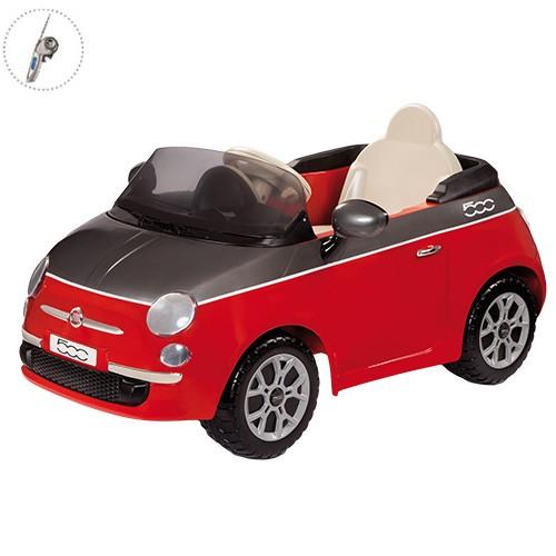 Электромобиль с радиоуправлением Peg-Perego FIAT 500