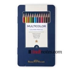 Набор цветных карандашей Bruno Visconti Multicolor