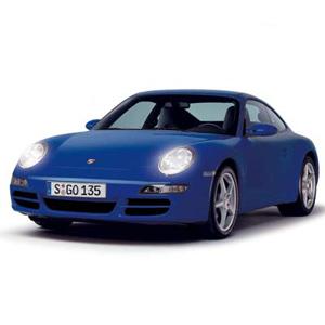 Машина Porsche 911 на радиоуправлении