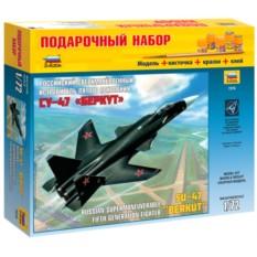 Российский истребитель Су-47 «Беркут»