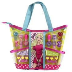Набор детской косметики с сумкой Markwins Barbie
