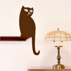 Интерьерные наклейки Кот и неизбежное одиночество