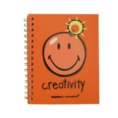 Официальный Smiley© ежедневник Incidence Creativity