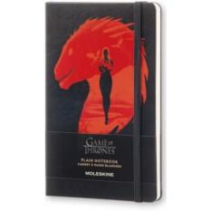 Нелинованная записная книжка Moleskine Game of Thrones