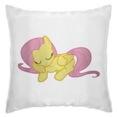 Подушка Fluttershy pillow