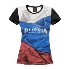 Футболка Print Bar Россия
