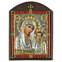 Автомобильная икона Образ Божией Матери Казанской