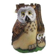 Ландшафтная фигурка для дачи и сада Сказочные совы