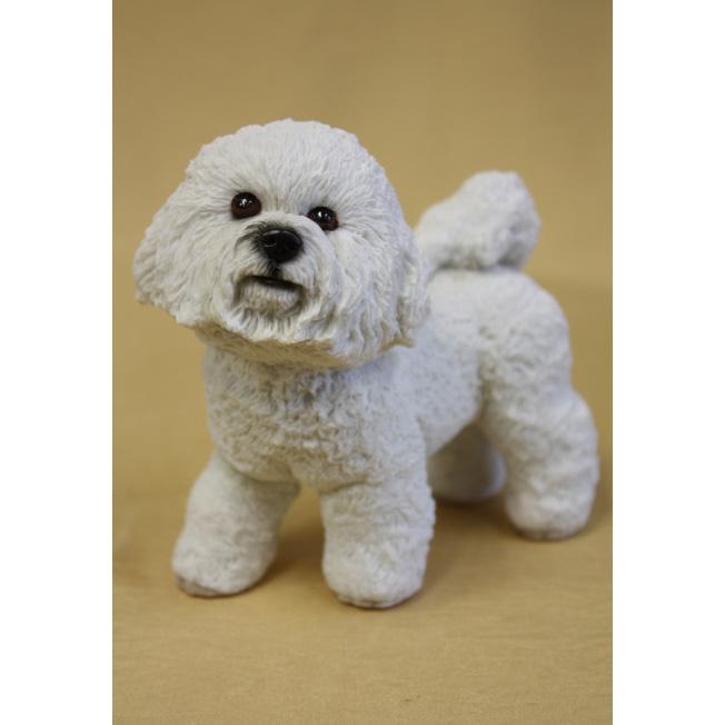 Статуэтка собаки «Бишон фризе»