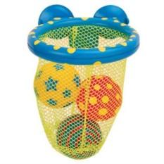 Игрушка для ванны Мячики в сетке от ALEX