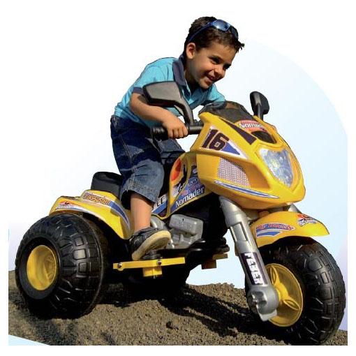 Трицикл FEBER Nomader 6V