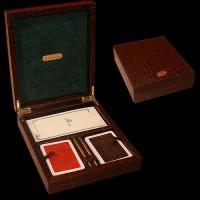 Подарочный набор для покера и бриджа Renzo Romagnoli