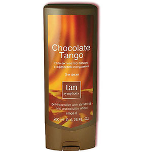 Гель-активатор загара Chokolate Tango