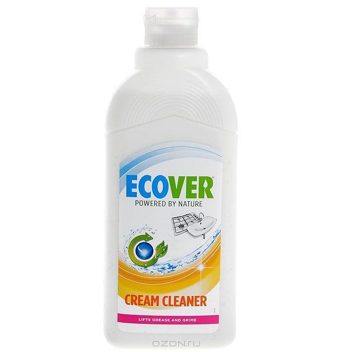 Экологическое чистящее средство Ecover, кремообразное, 500 мл