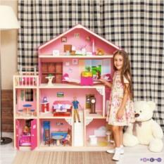 Большой дом для Барби Мечта