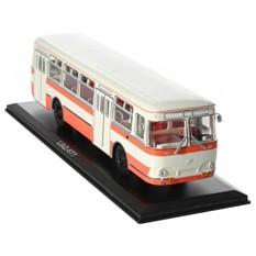 Коллекционная модель автобуса ЛиАЗ-677