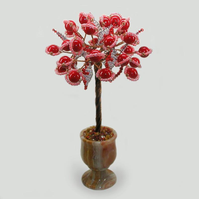 Подарки из красного дерева на годовщину