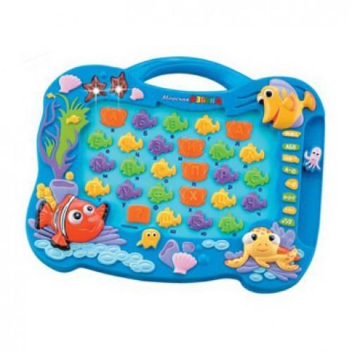 Обучающая игрушка Морская азбука