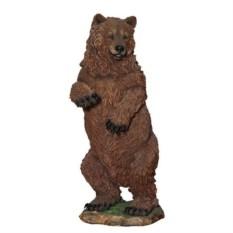 Декоративная садовая фигура Медведь