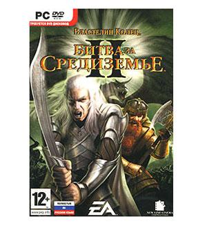 Компьютерная игра «Властелин Колец: Битва за Средиземье 2» (DVD) (DVD-BOX)