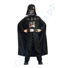 Детский костюм Дарта Вейдера с маской