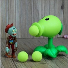 Игрушка Горохострел из игры Растения против зомби