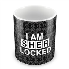 Кружка I am SHERlocked