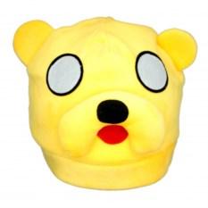Шапка Джейк из Adventure Time