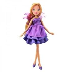 Кукла Winx Club Волшебное платье Flora