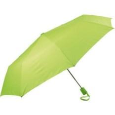 Складной зонт Ева (цвет: зеленое яблоко)