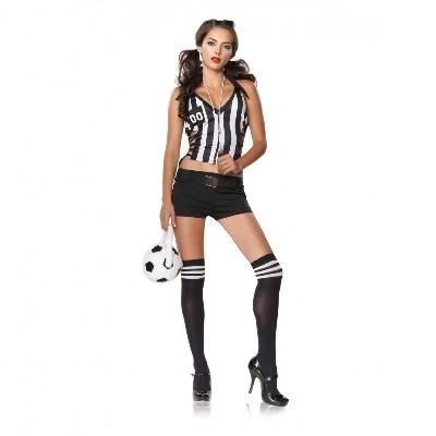 Маскарадный костюм Футбольный арбитр