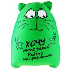 Антистрессовая игрушка Денежный кот