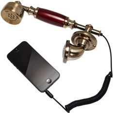 Ретро-трубка для мобильного телефона винтажная
