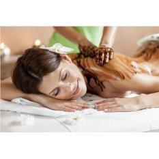 Тайский массаж с шоколадным кремом «Шоколадное блаженство»