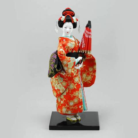 Кукла японская