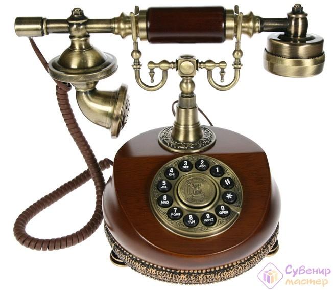 Телефон-ретро Шарль Бурсель