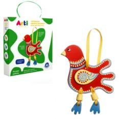 Набор для раскрашивания «Глиняная птичка Тутти»